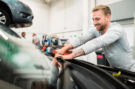 KFZ-Servicetechniker oder KFZ-Mechatroniker (m/w) Citroën