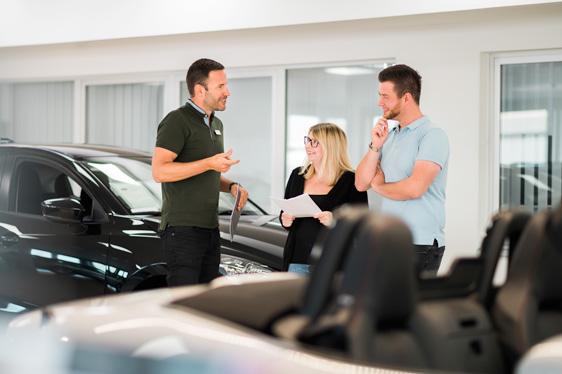 Automobilkaufmann/frau – Eine kaufmännische Ausbildung